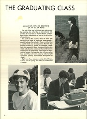 Page 14, 1973 Edition, Christian Brothers Academy - Pegasus Yearbook (Lincroft, NJ) online yearbook collection