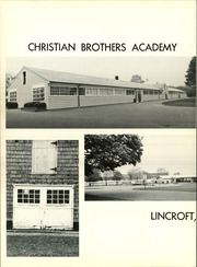 Page 6, 1973 Edition, Christian Brothers Academy - Pegasus Yearbook (Lincroft, NJ) online yearbook collection