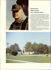 Page 10, 1972 Edition, US Army Training Center - Yearbook (Fort Dix, NJ) online yearbook collection