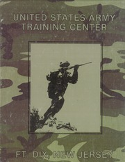 1982 Edition, US Army Training Center - Yearbook (Fort Dix, NJ)