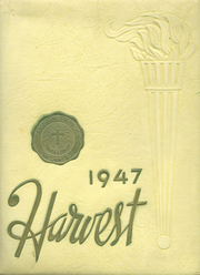 1947 Edition, Holy Family Academy - Harvest Yearbook (Bayonne, NJ)