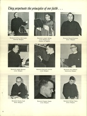 Page 10, 1966 Edition, Holy Family Academy - Harvest Yearbook (Bayonne, NJ) online yearbook collection