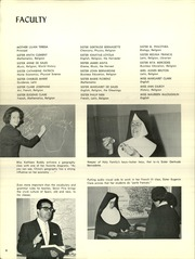 Page 12, 1966 Edition, Holy Family Academy - Harvest Yearbook (Bayonne, NJ) online yearbook collection