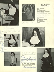 Page 15, 1966 Edition, Holy Family Academy - Harvest Yearbook (Bayonne, NJ) online yearbook collection