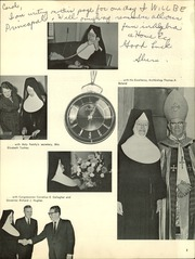 Page 7, 1966 Edition, Holy Family Academy - Harvest Yearbook (Bayonne, NJ) online yearbook collection