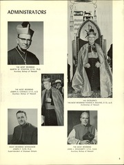 Page 9, 1966 Edition, Holy Family Academy - Harvest Yearbook (Bayonne, NJ) online yearbook collection