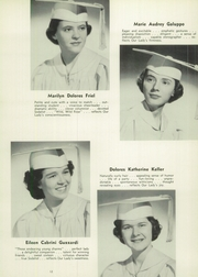 Page 16, 1952 Edition, Mount Saint Mary Academy - Mountain Chimes Yearbook (Plainfield, NJ) online yearbook collection