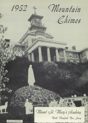 Page 5, 1952 Edition, Mount Saint Mary Academy - Mountain Chimes Yearbook (Plainfield, NJ) online yearbook collection