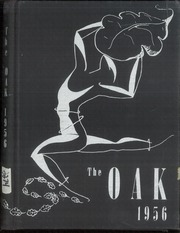 1956 Edition, Rowan College - Oak Yearbook (Glassboro, NJ)