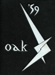 1959 Edition, Rowan College - Oak Yearbook (Glassboro, NJ)