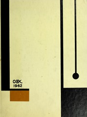 1962 Edition, Rowan College - Oak Yearbook (Glassboro, NJ)
