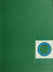 1963 Edition, Rowan College - Oak Yearbook (Glassboro, NJ)