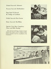 Page 11, 1964 Edition, Rowan College - Oak Yearbook (Glassboro, NJ) online yearbook collection