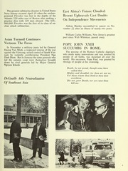 Page 13, 1964 Edition, Rowan College - Oak Yearbook (Glassboro, NJ) online yearbook collection