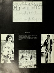 Page 14, 1974 Edition, Rowan College - Oak Yearbook (Glassboro, NJ) online yearbook collection