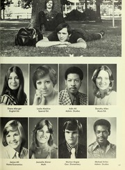 Page 141, 1976 Edition, Rowan College - Oak Yearbook (Glassboro, NJ) online yearbook collection