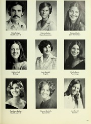 Page 143, 1976 Edition, Rowan College - Oak Yearbook (Glassboro, NJ) online yearbook collection