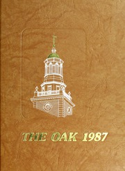 1987 Edition, Rowan College - Oak Yearbook (Glassboro, NJ)