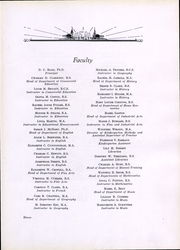 Page 15, 1929 Edition, New Jersey State Teachers College - Seal Yearbook (Trenton, NJ) online yearbook collection