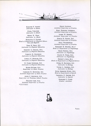 Page 16, 1929 Edition, New Jersey State Teachers College - Seal Yearbook (Trenton, NJ) online yearbook collection