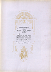 Page 7, 1929 Edition, New Jersey State Teachers College - Seal Yearbook (Trenton, NJ) online yearbook collection