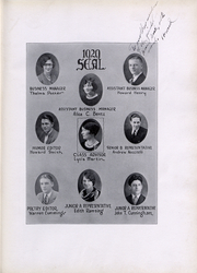 Page 9, 1929 Edition, New Jersey State Teachers College - Seal Yearbook (Trenton, NJ) online yearbook collection