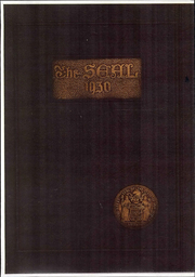 Page 1, 1930 Edition, New Jersey State Teachers College - Seal Yearbook (Trenton, NJ) online yearbook collection