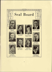 Page 17, 1930 Edition, New Jersey State Teachers College - Seal Yearbook (Trenton, NJ) online yearbook collection