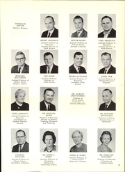 Page 15, 1966 Edition, New Jersey State Teachers College - Seal Yearbook (Trenton, NJ) online yearbook collection
