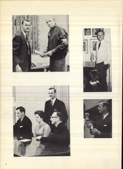 Page 8, 1966 Edition, New Jersey State Teachers College - Seal Yearbook (Trenton, NJ) online yearbook collection