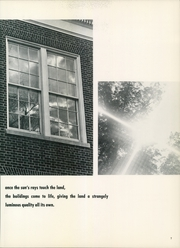 Page 11, 1971 Edition, New Jersey State Teachers College - Seal Yearbook (Trenton, NJ) online yearbook collection
