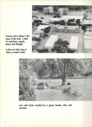 Page 6, 1971 Edition, New Jersey State Teachers College - Seal Yearbook (Trenton, NJ) online yearbook collection