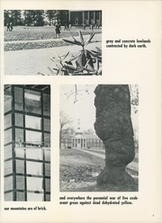 Page 7, 1971 Edition, New Jersey State Teachers College - Seal Yearbook (Trenton, NJ) online yearbook collection