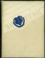 1940 Edition, Pingry School - Blue Book Yearbook (Elizabeth, NJ)