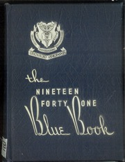 1941 Edition, Pingry School - Blue Book Yearbook (Elizabeth, NJ)
