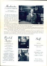 Page 10, 1944 Edition, Pingry School - Blue Book Yearbook (Elizabeth, NJ) online yearbook collection