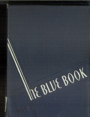 1948 Edition, Pingry School - Blue Book Yearbook (Elizabeth, NJ)