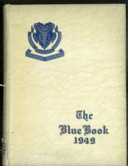 1949 Edition, Pingry School - Blue Book Yearbook (Elizabeth, NJ)