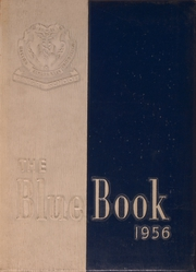 1956 Edition, Pingry School - Blue Book Yearbook (Elizabeth, NJ)