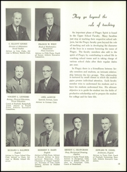 Page 17, 1956 Edition, Pingry School - Blue Book Yearbook (Elizabeth, NJ) online yearbook collection