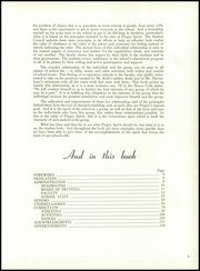 Page 9, 1956 Edition, Pingry School - Blue Book Yearbook (Elizabeth, NJ) online yearbook collection