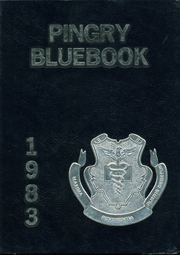 1983 Edition, Pingry School - Blue Book Yearbook (Elizabeth, NJ)