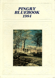1984 Edition, Pingry School - Blue Book Yearbook (Elizabeth, NJ)