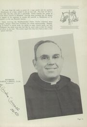 Page 15, 1945 Edition, St Benedicts Preparatory School - Telolog Yearbook (Newark, NJ) online yearbook collection