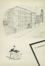 Page 6, 1945 Edition, St Benedicts Preparatory School - Telolog Yearbook (Newark, NJ) online yearbook collection