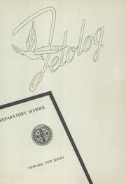 Page 7, 1945 Edition, St Benedicts Preparatory School - Telolog Yearbook (Newark, NJ) online yearbook collection