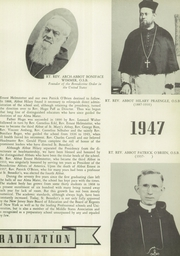 Page 11, 1947 Edition, St Benedicts Preparatory School - Telolog Yearbook (Newark, NJ) online yearbook collection