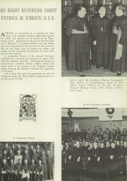 Page 17, 1947 Edition, St Benedicts Preparatory School - Telolog Yearbook (Newark, NJ) online yearbook collection