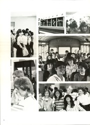 Page 10, 1984 Edition, Thompson Middle School - Monarch Yearbook (Middletown, NJ) online yearbook collection