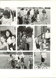 Page 11, 1984 Edition, Thompson Middle School - Monarch Yearbook (Middletown, NJ) online yearbook collection